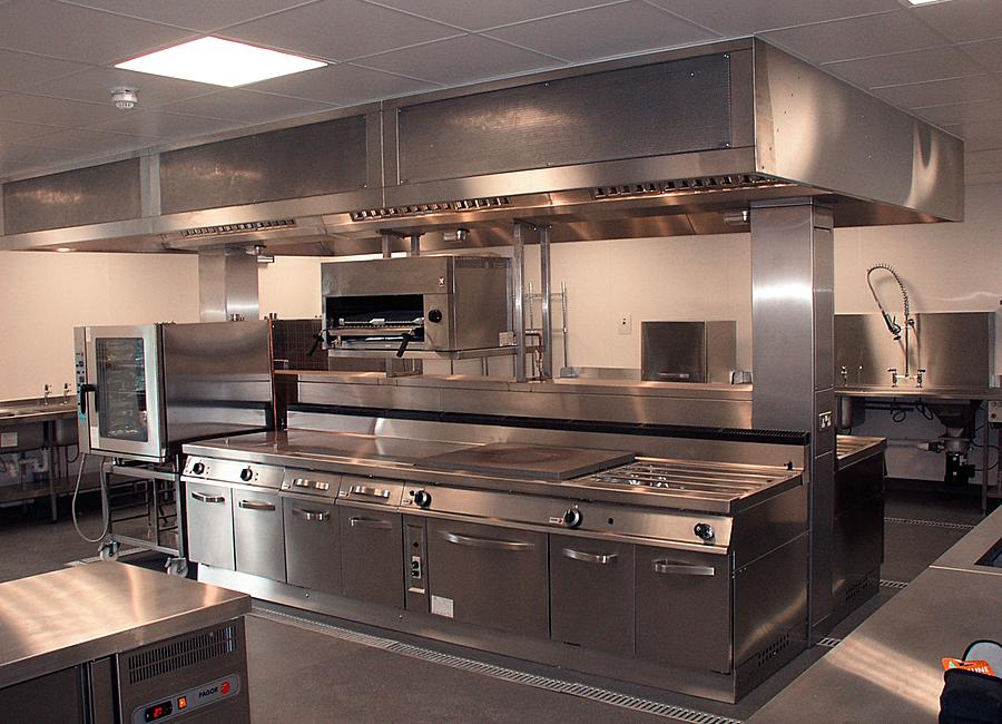 Cover kitchen