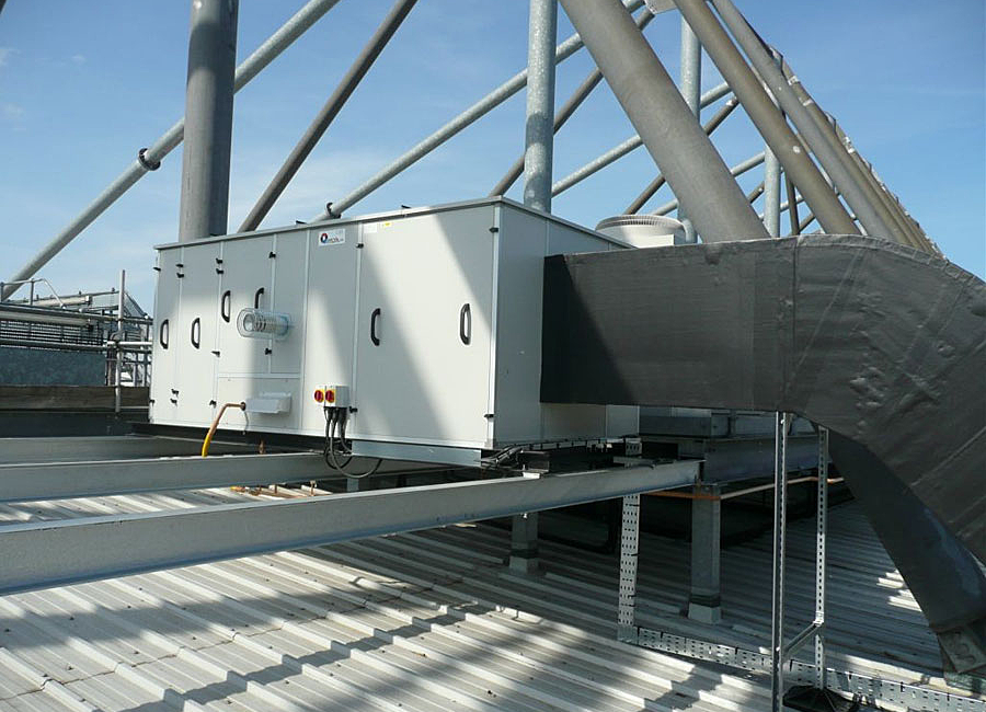 Cover ventilation